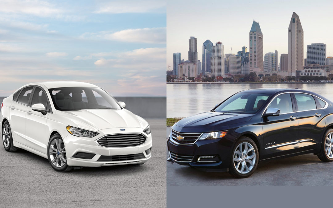 Automotiveness®: A Tale of Two Sedans